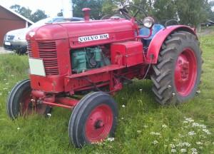 Traktorn - en stötesten i vår förening