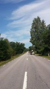 På Tranåsv.